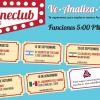 Programa Cineclub